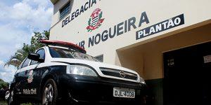 Mãe denuncia filho por furto de TV em Artur Nogueira