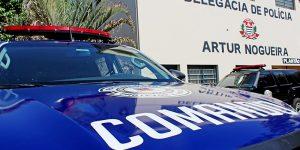 Polícia prende homem por tentativa de roubo em Artur Nogueira
