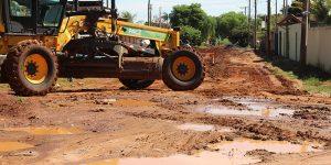 Após reportagem, Prefeitura retoma obras em bairro de Artur Nogueira
