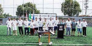 3º Torneio do Bem arrecada mais de 100 cestas básicas em Artur Nogueira