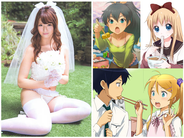 """The end of an """"ecchi"""" era in Japan, and how to count chopsticks."""