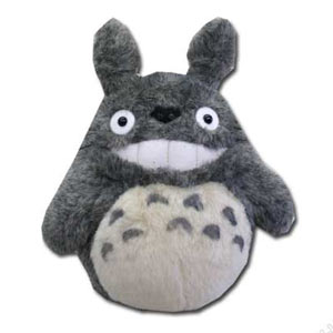 Totoro Plush *Smile* -- Small