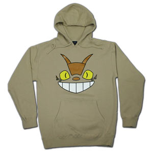 Cheshire Cat Bus (Unisex Hoodie)