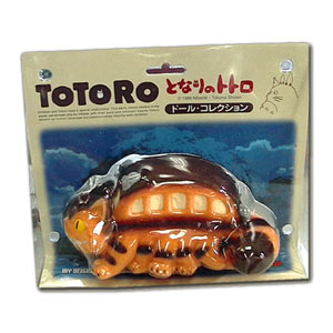 My Neighbor Totoro Doll Collection -- Neko Bus