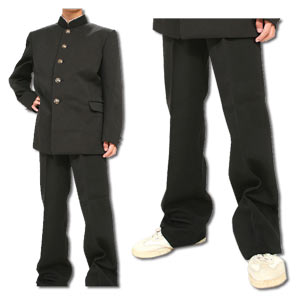 Men's High School Uniform Pants