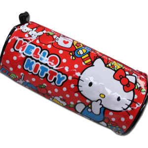 Hello Kitty 70's Style Pencil Pouch