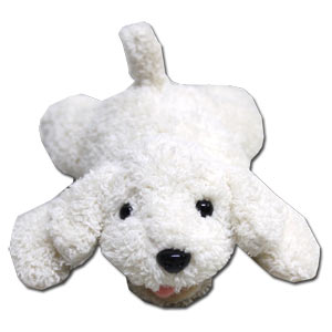 Groomy ~ The pet on your desk -- Baby (White)