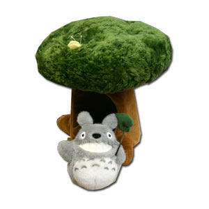 DX Totoro Tree House -- Large