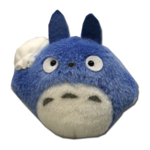 My Neighbor Totoro -- Totoro No Sanpo ~ Blue Chu Totoro