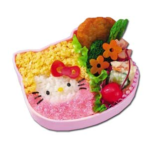 Hello Kitty Onigiri Decoration Set