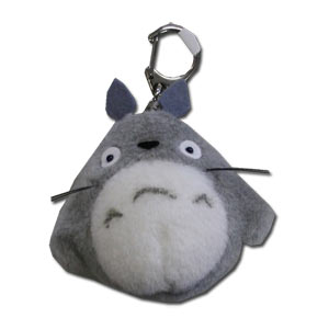 Totoro Plush Key Chain