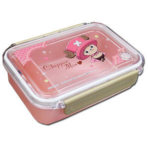 Chopper Man Tight Bento Box