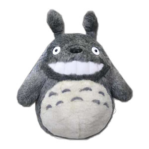 Totoro Plush *Smile* -- Large
