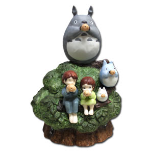 Totoro Music Box -- In The Camphor Tree ~ Kusunoki