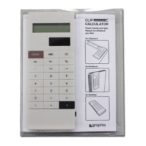 Smart Ivory Clip Calculator