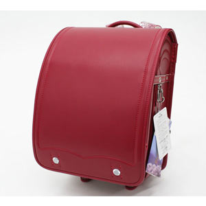 Kurareyno School Backpack ~ Red ~ RANDOSERU