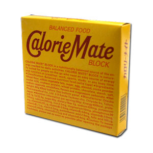 Calorie Mate -- Chocolate Flavor