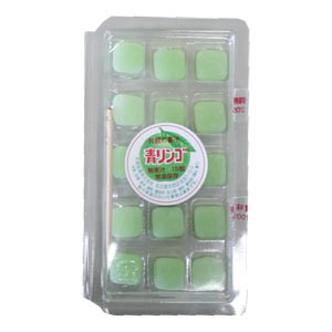 Green Apple Mochi Set of 5