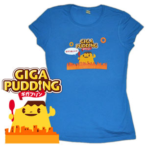 Giga Pudding (Women's Fitted)