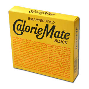 Calorie Mate -- Cheese Flavor