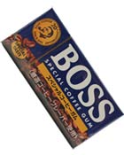 Lotte Boss Coffee Gum