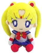 Sailor Moon Plushies are In Stock!!