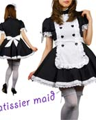 Lovely Sweets Maid Costume  Size M