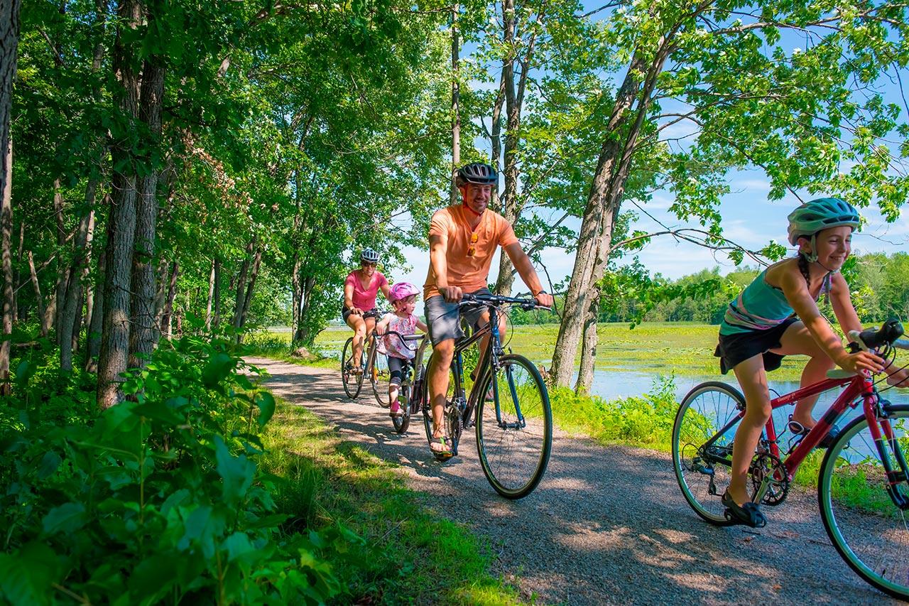 Parc national de plaisance outdoor family activities s paq for Auberge des iles du bic