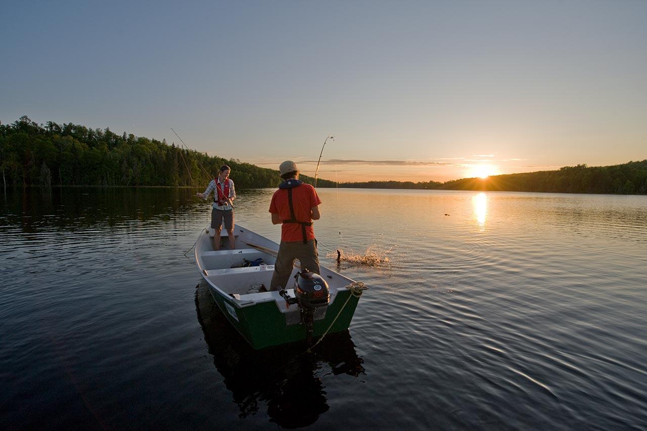 La pêche sur koubani noir erik