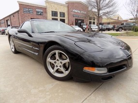 2002 Chevrolet Corvette  in CARROLLTON, Texas