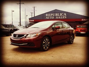 2013 Honda Civic Sdn EX in Garland, Texas