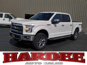 2015 Ford F-150 Lariat in Conway, South Carolina