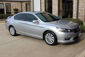 2013 Honda Accord Sdn EX-L Sedan in Addison, Texas