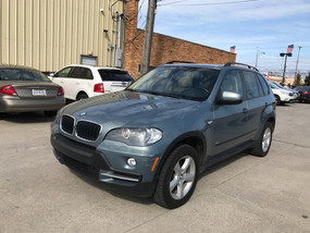 2008 BMW X5 3.0si in Cleveland, Ohio