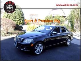 2008 Mercedes-Benz C300 Sport w/ Premium Pkg in Arlington, VA