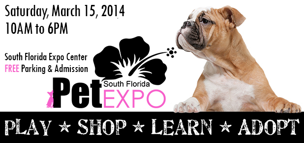 2014 South Florida Pet Expo