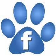 Facebook Paw icon