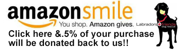 Click and shop Amazon and donate to us too