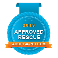 adoptapet badge