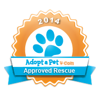 2014 Adopt a Pet badge
