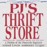 PJ's Thrift
