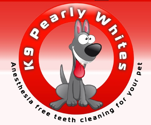 K9 Pearly Whites Logo