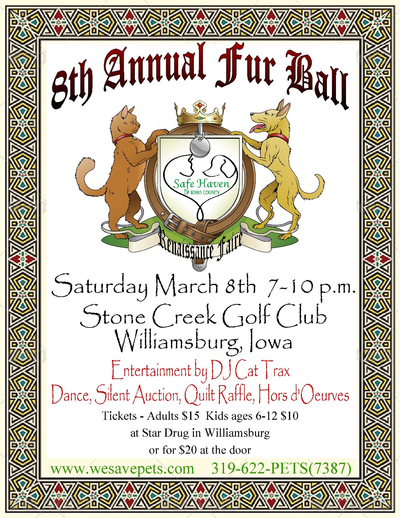 2014 fur ball flyer