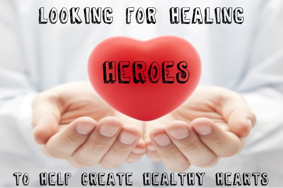 Healing Heroes for Healthy Hearts