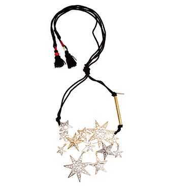 DRIES VAN NOTEN Star Pendant Necklace