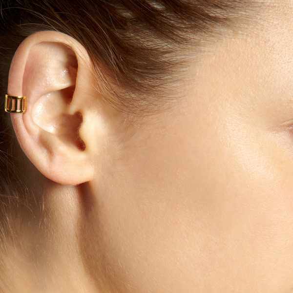 ARME DE L'AMOUR   Gold Plated Ear Cuff