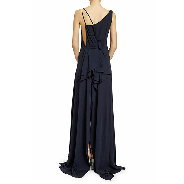 MAIYET Bustle Back Gown