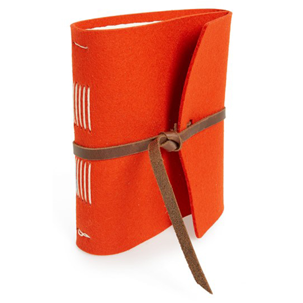 RUSTICO  Traveler Wool Journal