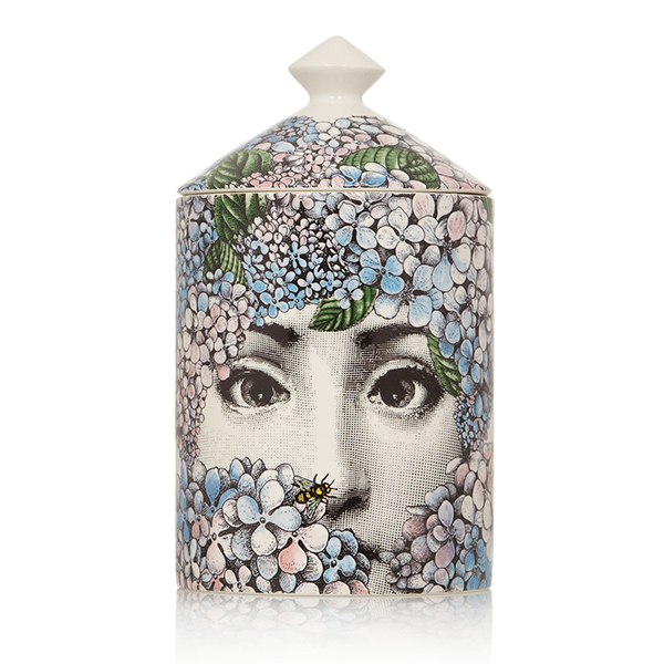 FORNASETTI    Ortensia Rose, Iris & Orange Blossom Scented Candle