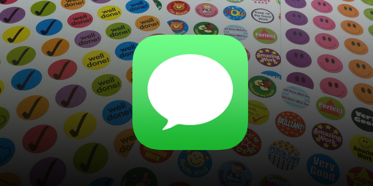 How To Make An iOS Messages Sticker Set